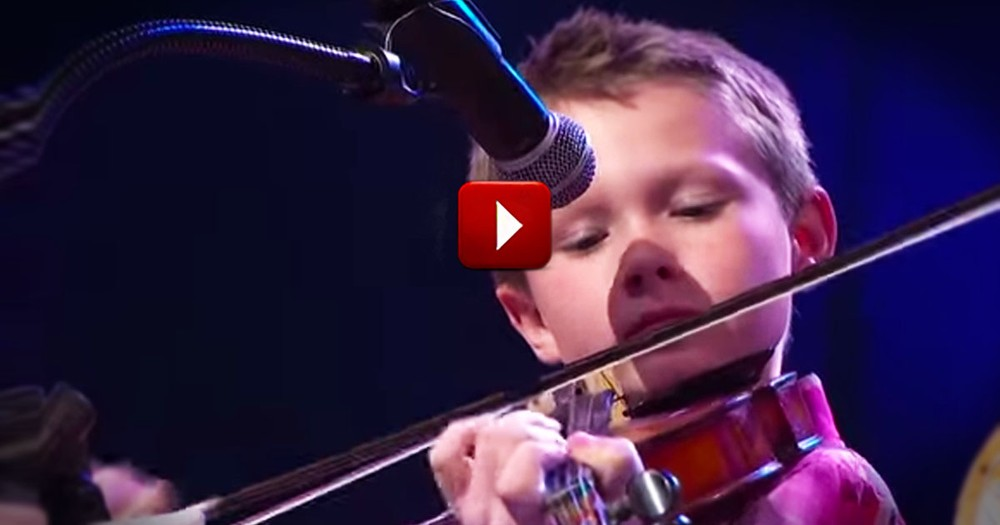 At 2:14 This 10-year-old Will Blow Your Mind. This Is Big Talent In One Little Package!