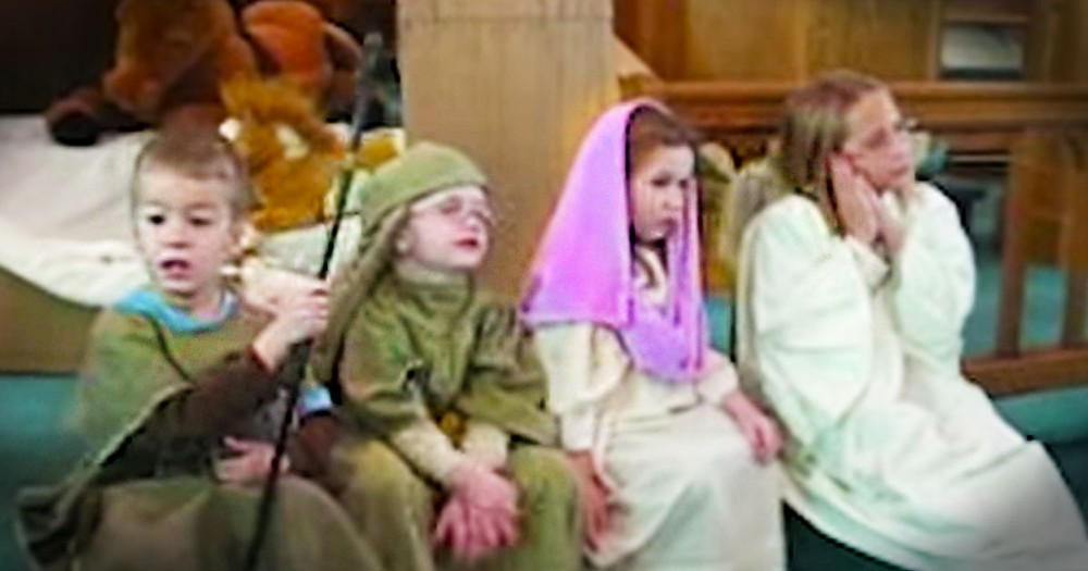 If You Grew Up In The Church You HAVE To See This Video. Oh The Memories! LOL