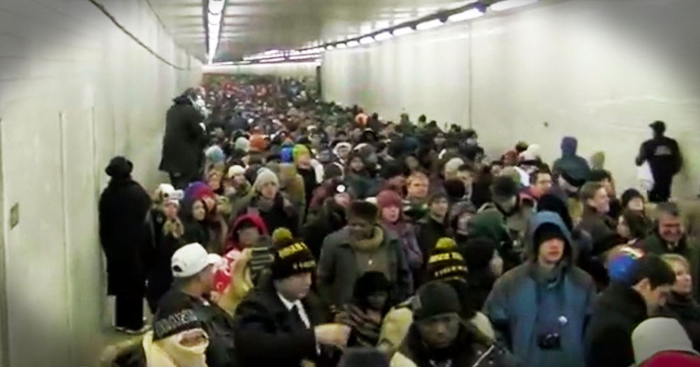 What These People Did While Trapped In A Tunnel Gave Me Chills. This Is Crazy!