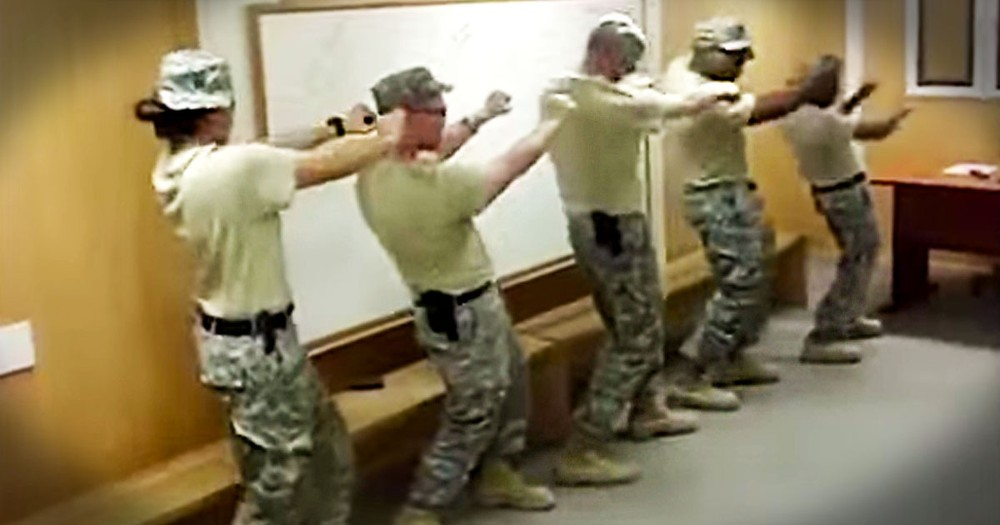 I Thought This Memorial Day Tribute Would Make Me Weepy.  But It Had Me Dancing For Joy!