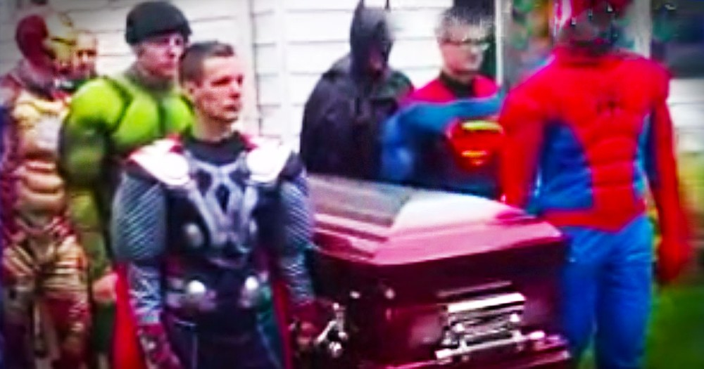 The Truth About These Superheroes Is Heartbreaking. I'm Ugly Crying Again!