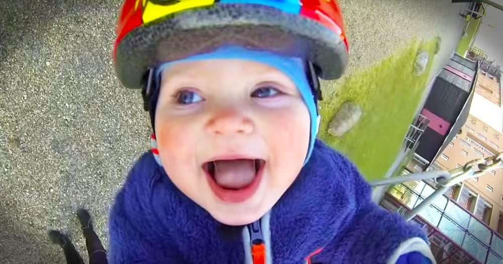 You've Never Seen A Child's Joy Like THIS. At 21 Seconds I Just About Burst!