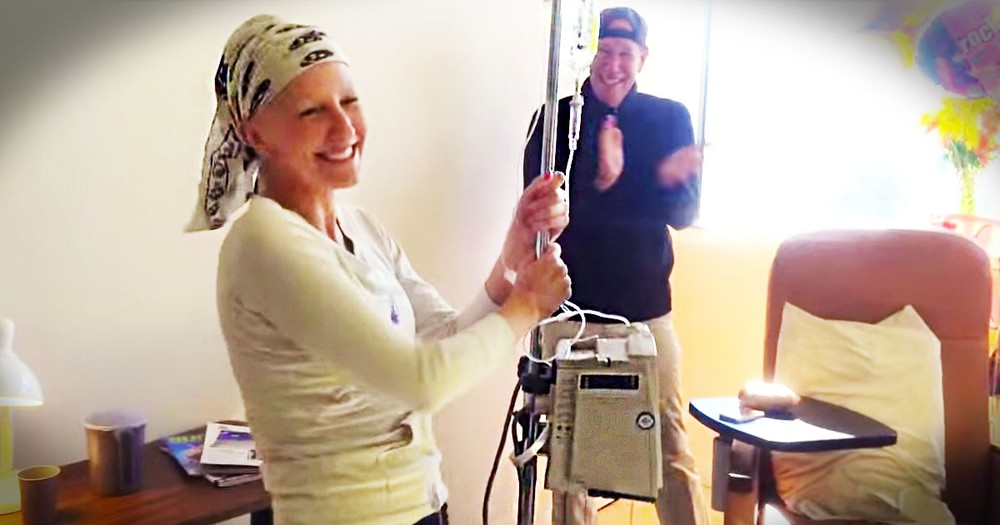 What Helped This Woman Fight Cancer Was Stronger Than Chemo.  And Full Of Love.