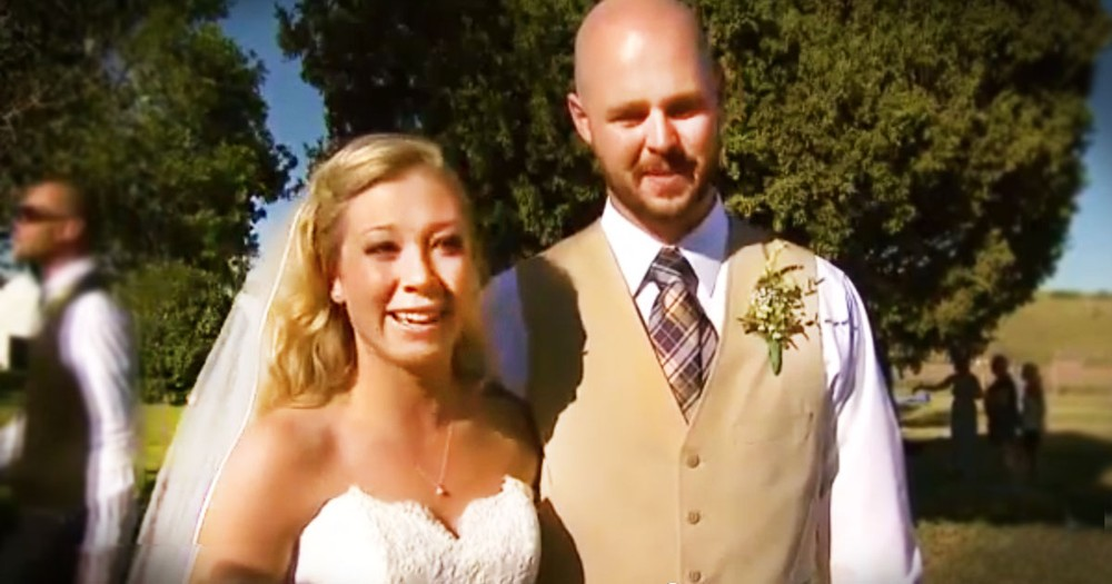 The Truth About This Bride And Her Maid Of Honor Is Shocking. And It All Happened In 1 Week!