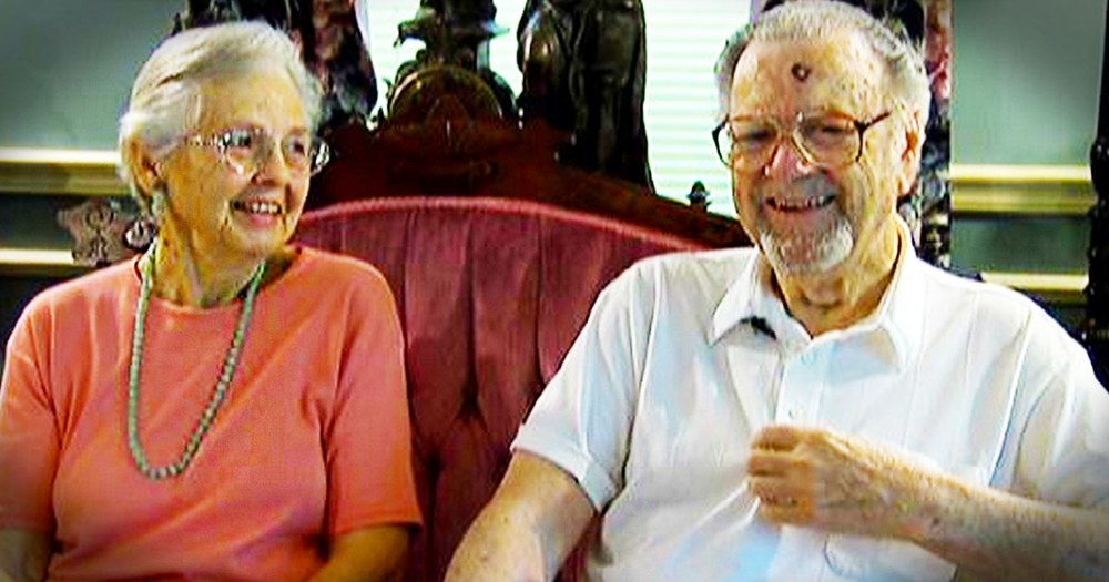 After 61 Years Of Marriage This Husband Wrote The Sweetest Love Letter. No Wonder He Won Her Heart!