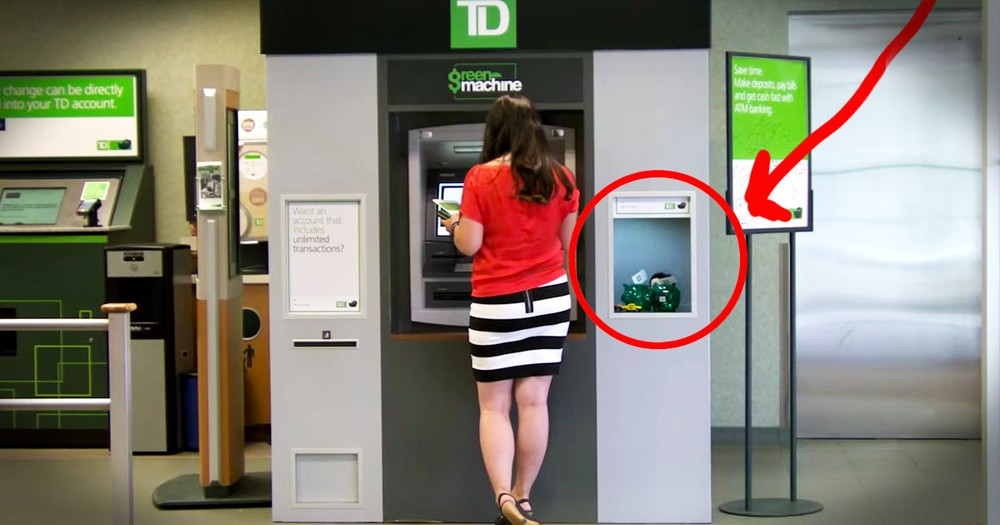 Now ATM Has A Whole New Meaning And Just Wait 'Til You Hear What It Is. At 1:33 I Started Sobbing!