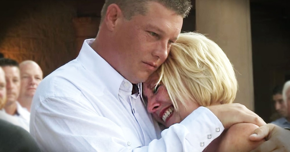 This Groom's Surprise At 2:25 Brought His Bride To Tears. THIS Is What Unconditional Love Looks Like