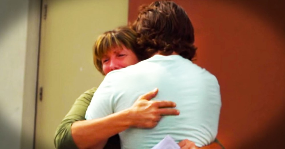 This Mom Dreamed of This Moment Since 1973. The Surprise Is So Awesome, You Can FEEL The Joy!