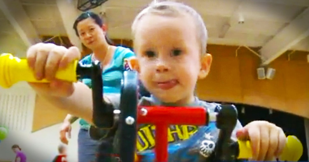 These 22 Kids With Special Needs Just Got The Most AMAZING Surprise. I Can't Stop Smiling!