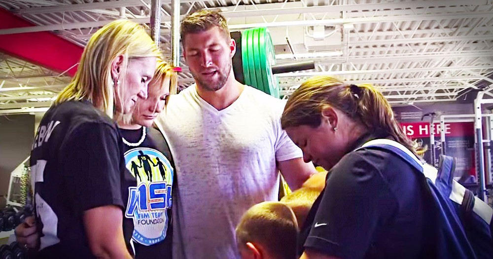 As If We Didn't Love Tim Tebow Enough. He Just Did THIS For A Very Deserving Young Girl! WHOA!