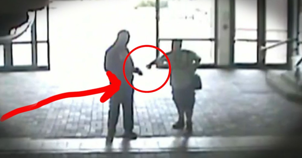 What This Security Camera Caught Shattered My Heart. Until Kind Strangers Turned It All Around!