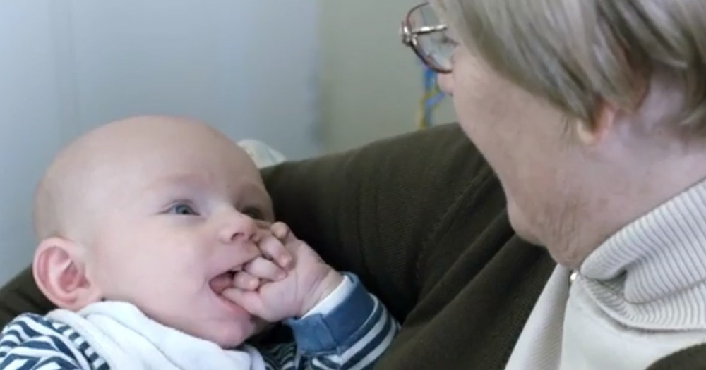 The Truth About This Granny And Her Grandson Is Downright Stunning! And Now I Can't Stop Sobbing.