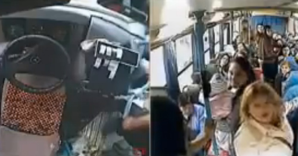 No One Gave Up Their Seat For A Mother & Baby. So The Bus Driver Did Something That SHOCKED Them!