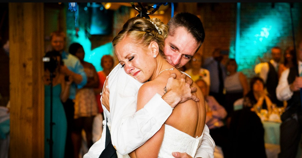 Paralyzed Vet Surprises Bride With First Dance