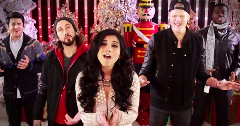Angelic A Cappella Group Nails a Classic Christmas Hymn