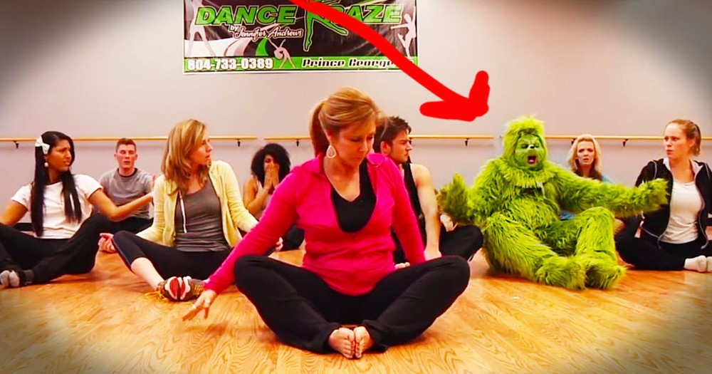 Stressed-Out Grinch Says The Funniest Thing
