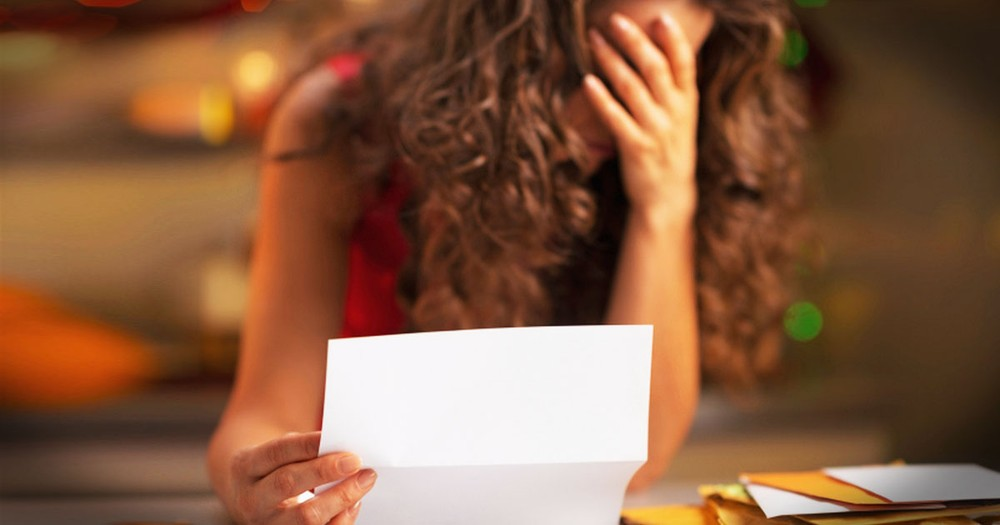 This Pastor's Wife Wants You To Stop Sending Happy Christmas Cards