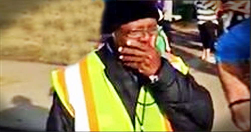 Neighborhood Dads Buy A Beloved Crossing Guard A Car