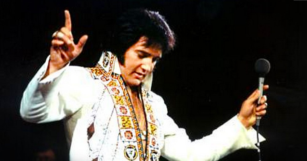 Elvis' Father Shares Secrets Of Elvis' Last Performance