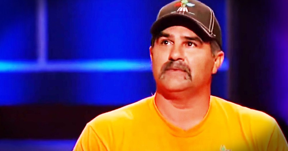 Farmer Stands Up For What's RIGHT On Shark Tank--WOW!
