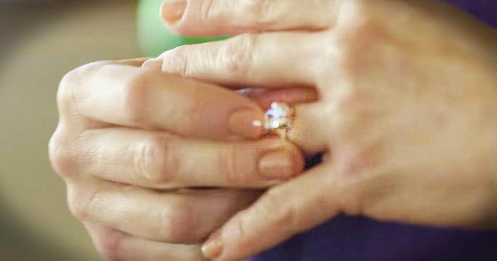 Woman Learns TRUTH About Her Wedding Ring--Whoa!