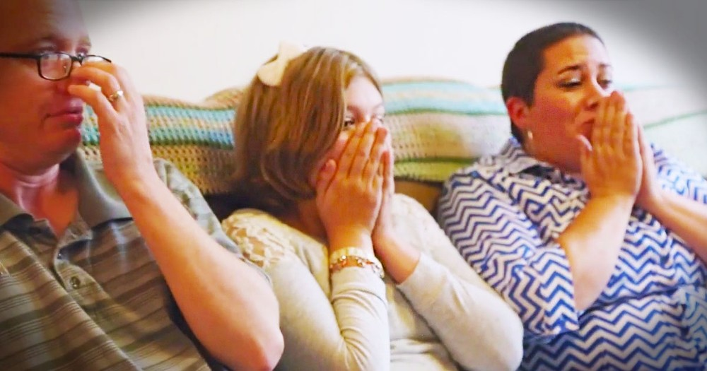 Grieving Military Family Gets Amazing Surprise