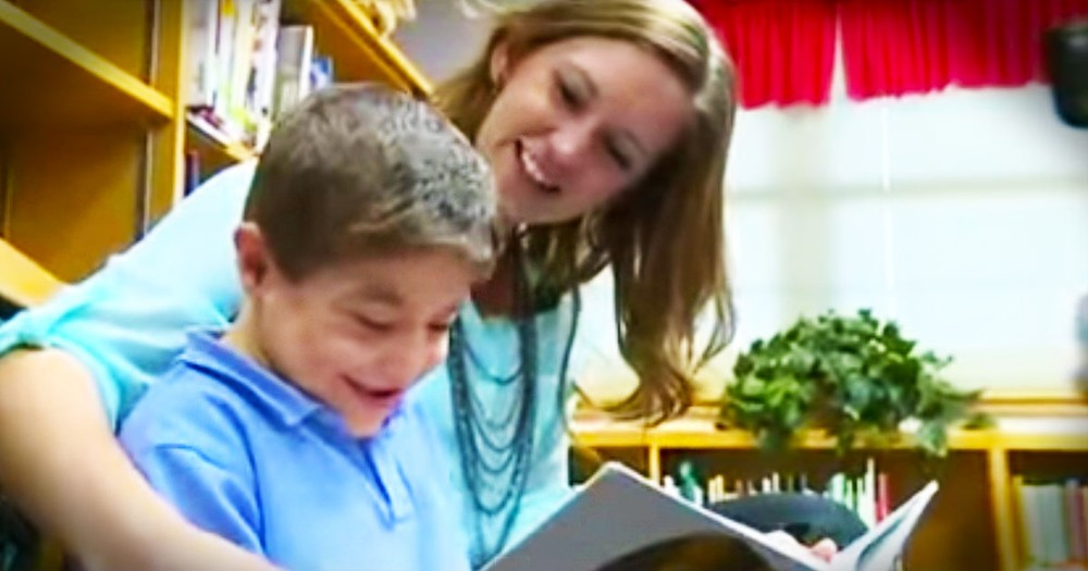 What God Put On This Teacher's Heart Will AMAZE You--TEARS!
