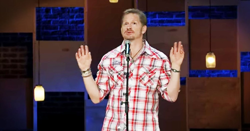 Awesome Worship Advice From a Hilarious Christian Comedian