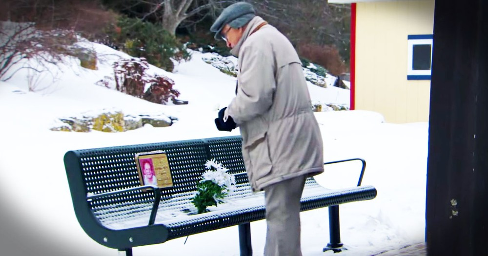 Devoted Husband Gets Heart melting Surprise From 2 Strangers!