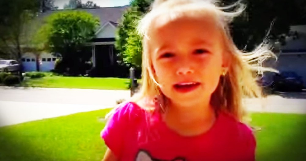 Cute 5-Year-Old Gets The REAL Meaning Of Easter--Amen!
