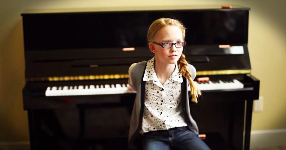Talented Siblings' Awesome Piano Mashup. . .BACKWARDS!