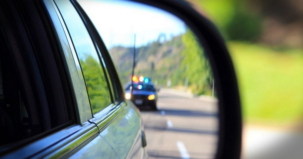 'Normal' Traffic Stop Took A Stunning Turn!