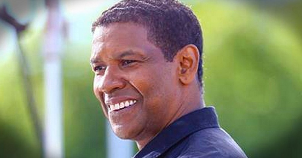 Denzel Shoves THIS Under His Bed To Bring Him Closer To Jesus, And It Can Work For You Too!