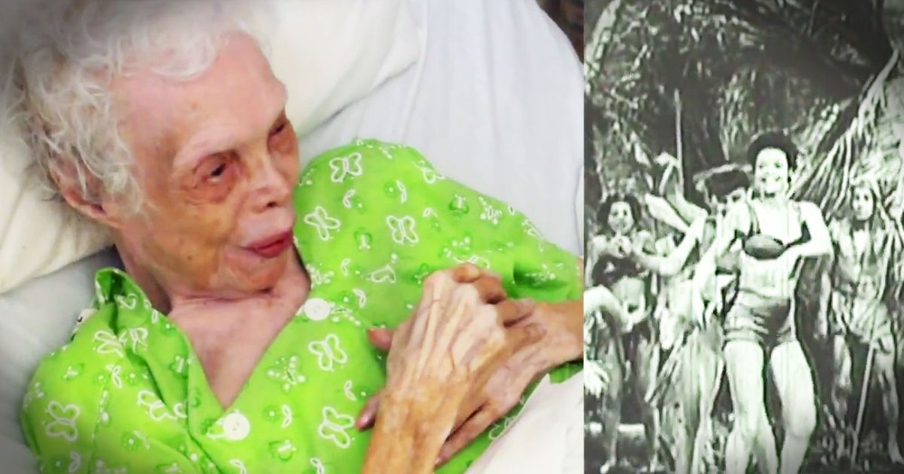 They Just Gave This 102-Year-Old The BEST Surprise!