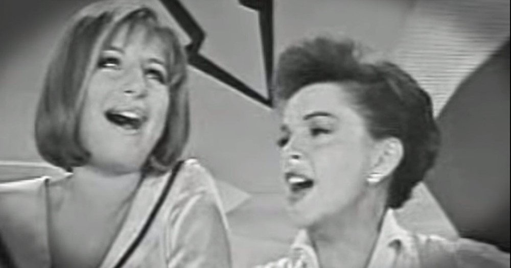 This Duet With Barbra And Judy Will Make You HAPPY!