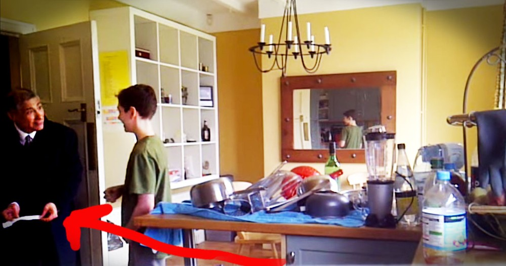 Dad Breaks Down When His Son Surprised Him With THIS!