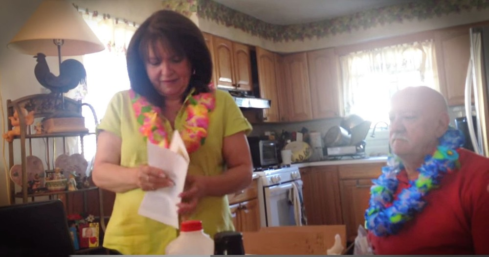 He Stunned His Parents To Tears With This Anniversary Surprise!