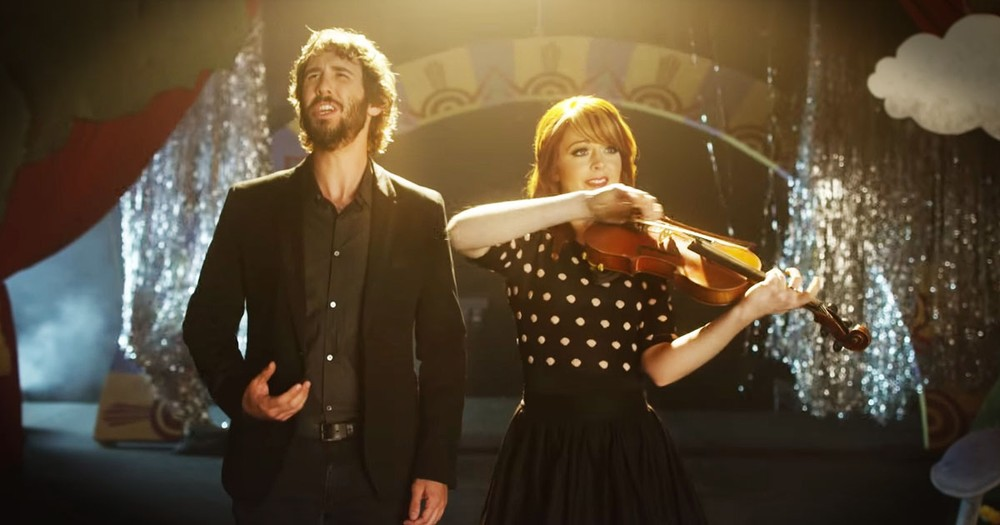 Special Guests Join Josh Groban For THIS Chill-Inducing Song!