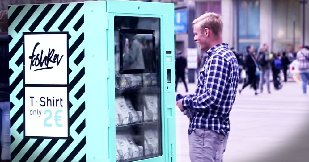 People Were Shocked By This Vending Machine's Secret!