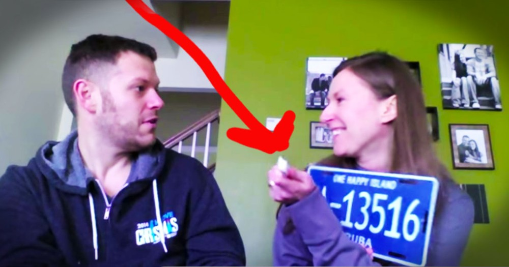 Wife Leaves Husband In Tears With THIS Joyful Surprise!