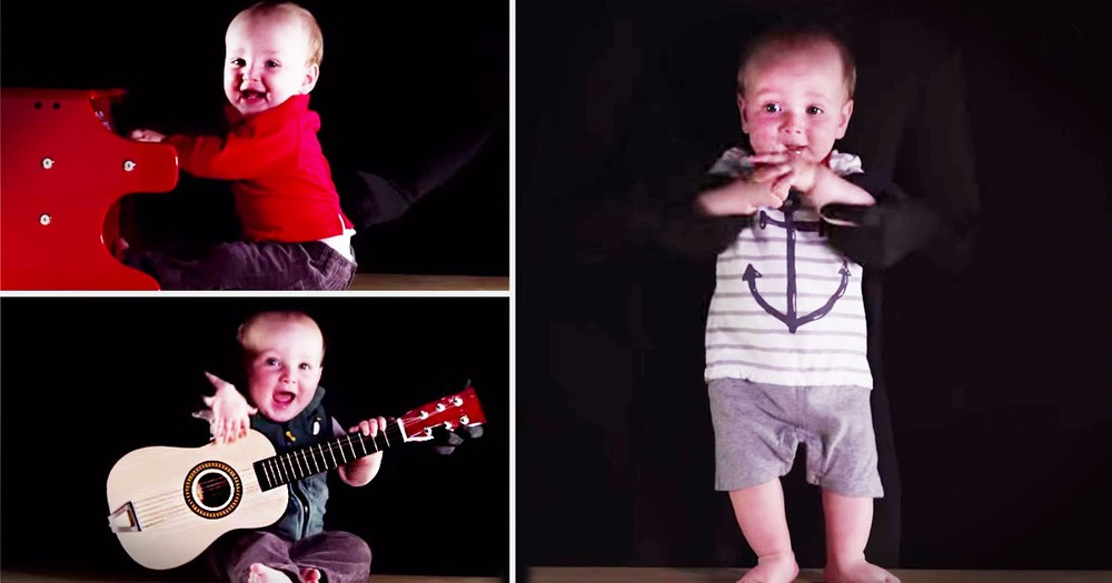 This One-Baby Band. . . Simply PRECIOUS!