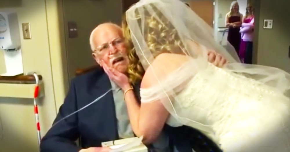This Special Walk Down The Aisle Will Bring The TEARS!