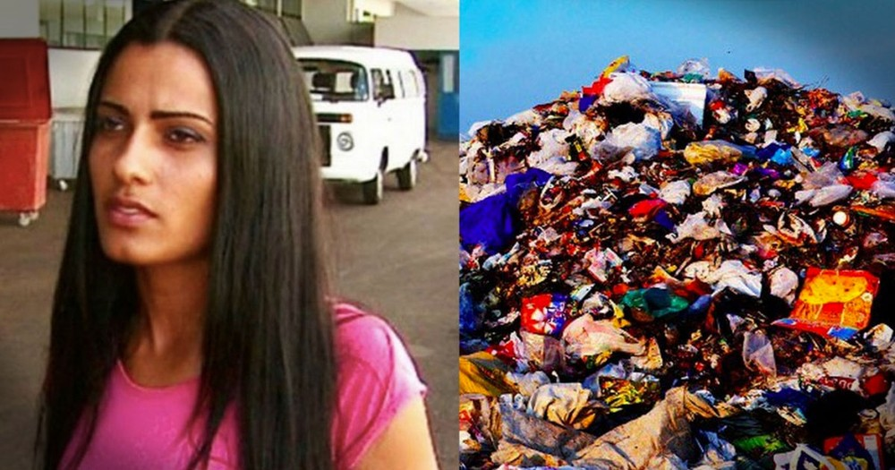 This Woman Went Dumpster-Diving. And What She Found Will Absolutely Stun You!