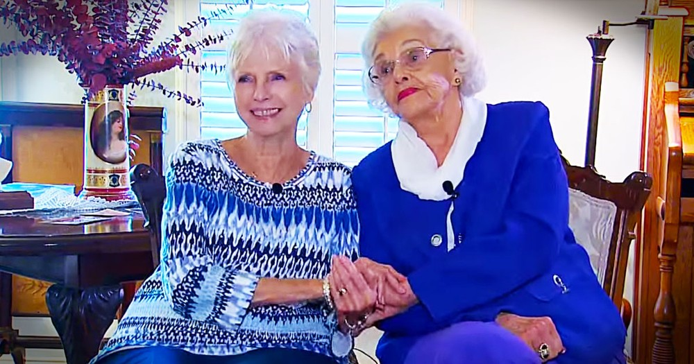 This 76-Year-Old Was Just Adopted By A 92-Year-Old, And You'll Tear Up When You Hear WHY!