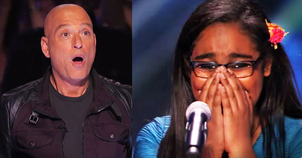 11-year-old Opera Singer's Audition Made The Hairs On My Arms Stand Up!