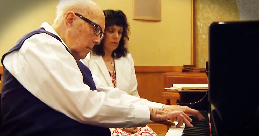 This 100-year-old Pianist Just May Leave You In Tears