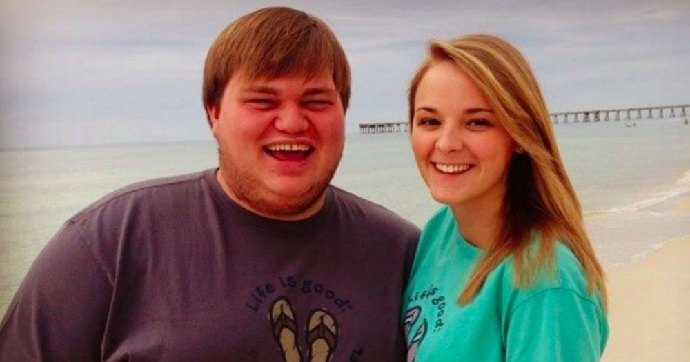 Internet Bullies Called Her Boyfriend Fat, But She Responded With Love