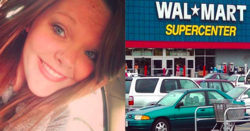 What She Did For A Vet In A Walmart Parking Lot Will Have You Tearing Up!