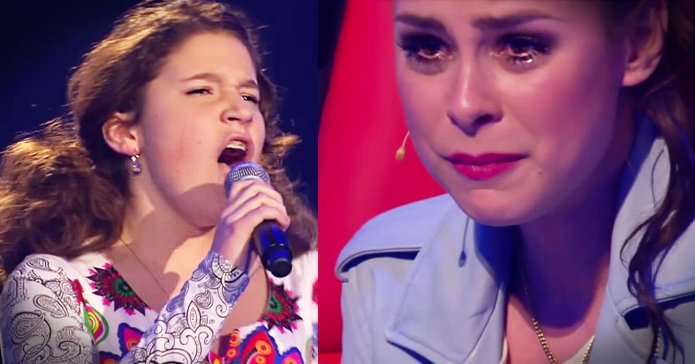 This Girl's Audition Was So Beautiful The Judge Couldn't Stop Crying!