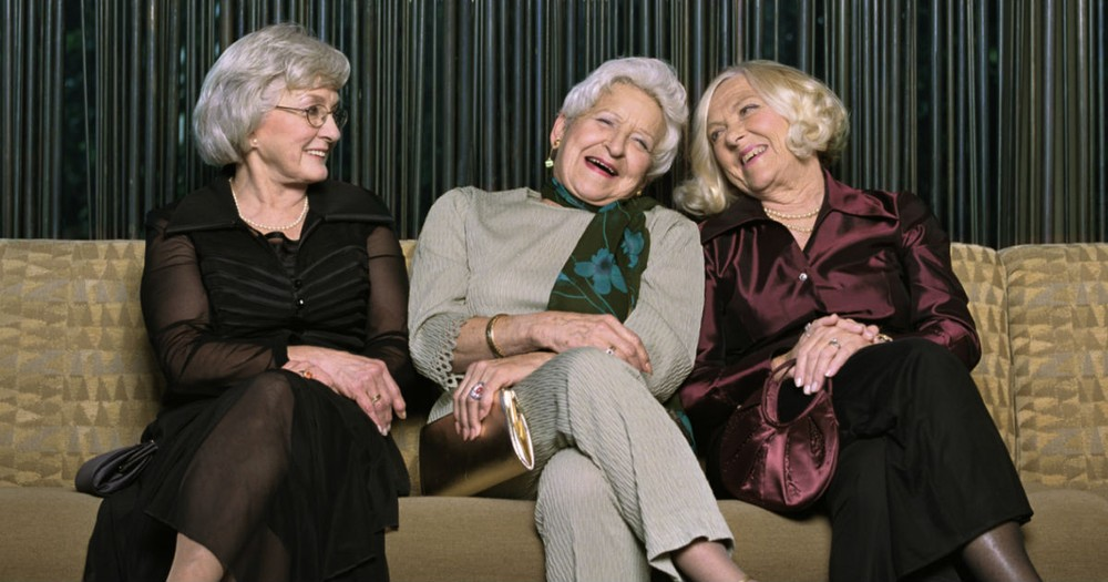 These 9 Grannies Have Shared A Secret For 35 Years, And It Will STUN You!